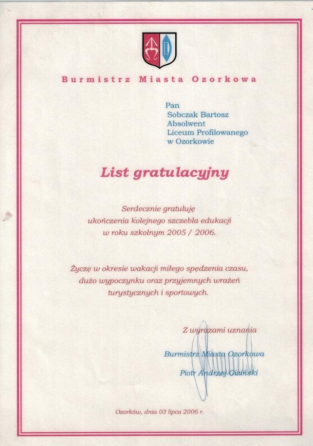 www.barteksobczak.pl